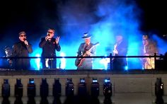 Queen's Diamond Jubilee BBC Concert: Live - Telegraph  Madness on the roof of Buckingham Palace