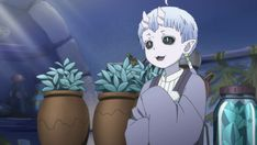 Somali and the Forest Spirit: Edible Herbs and the Oni's Dwelling avatars Somali, Profile Photo, All Anime, Cupid, Japanese Art, Decoration, Bellisima, Babys, Avatar