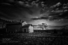 Rural church by LuGiais. @go4fotos