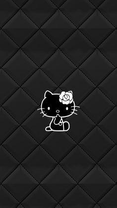 キティちゃん Black