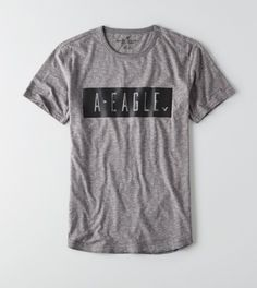 $24.95. Men's AEO Graphic Crew T-Shirt from American Eagle Outfitters. Ship worldwide with Borderlinx.com