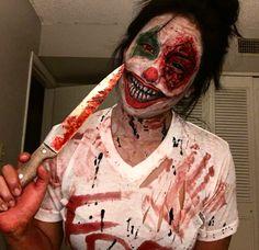 Clown makeup                                                                                                                                                                                 More