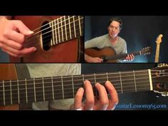 Unchained Melody Guitar Lesson - The Righteous Brothers - YouTube