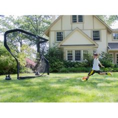 Backyard Soccer Goal Net and Rebounder ** See this great product.Note:It is affiliate link to Amazon.
