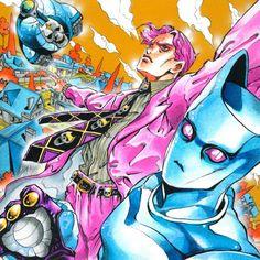 JoJo's Bizarre Adventure Part 4: Diamond is Unbreakable (Hirohiko Araki).