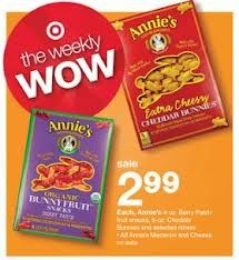 Our Organic Story: Target Shopping Sale NON-GMO