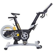 Buy ProForm Tour De France Pro Indoor Studio Bike, Black/White/Yellow from our Exercise Bikes range at John Lewis & Partners. Exercise Bike For Sale, Best Exercise Bike, Upright Exercise Bike, Upright Bike, France 5, Gyms Near Me, Cardio Equipment, Spinning Workout, Spin Bikes
