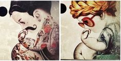 Quanto ci piace la nuova collezione #siamoises!!!! #burlesque #fashiovictim siamoises.it