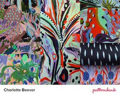 New Designers 2014 Part 1   Print & Pattern Graduate Highlights print pattern