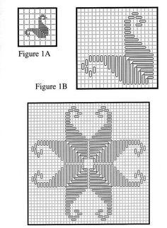 Урок вышивки 12 — Элементы счетной глади-Tulip & Ship motifs | Школа HARDANGER
