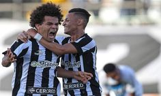 Um dos nomes comentados no clube Rubro-Negro e que agrada a diretoria é o meia Camilo, destaque da atual arrancada do Botafogo.