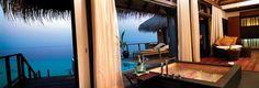 Water Villa at Coco Bodu Hithi Maldives
