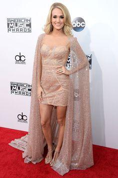 — tvsmacktalk:   Carrie Underwood 2015 AMERICAN...
