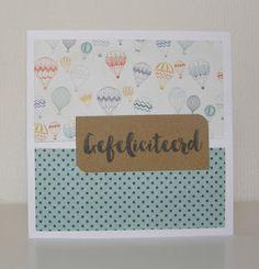 Moostly Cards & Crochet: Serie #67 Luchtballonnen