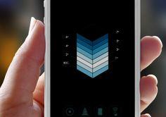 Domantic App - UI by Emilie Deneuvelaere, via Behance