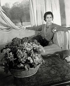 Celebrity Homes: Coco Chanel /Villa La Pausa/