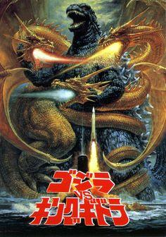 Godzilla vs King Gidora