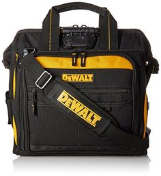 86eb3f362b617e DEWALT DGL573 Lighted Technicians Tool Bag -- Find out more about the great  product at