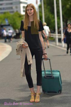 after show Kolor at fashion week paris. Photo by studio Bain de Lumière