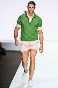 Dirk Bikkembergs Sport Couture S/S 2012