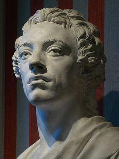12 idées de HOUDON Jean-Antoine - Détails | tag art, portrait hommes, statue