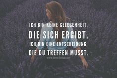 German Quotes, Quotes That Describe Me, Life Motivation, Wise Quotes, True Words, Positive Vibes, True Stories, Quotations, Poems