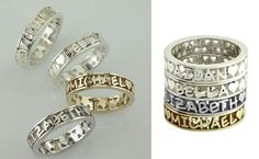 Great Mother's ring idea!