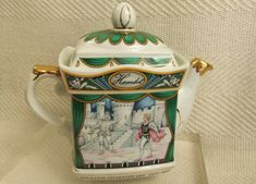 Ref (for our records). China Teapot, William Shakespeare, Teapots, The Collector, Ebay, Vintage, Vintage Comics