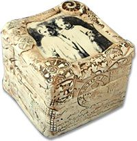image transfers on polymer clay | Energy Transfer - There's been a resurgence of image transfers. Take a ...