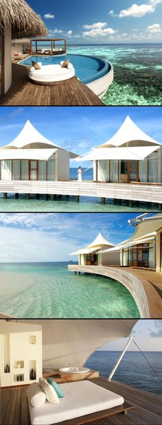 11 besten Malediven Hochzeitsreise Resorts - lovely places i want to visit - Urlaub Vacation Places, Honeymoon Destinations, Dream Vacations, Vacation Trips, Vacation Spots, Places To Travel, Places To Go, Honeymoon Hotels, Romantic Vacations