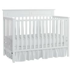 This crib!     Graco Somerset Convertible Crib - Classic White.Opens in a new window