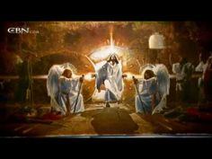 Breathtakingly Beautiful Resurrection Painting by Ron DiCianni:CBN.com  Shafts of light extend from Christ's hands. The ground cracks beneath his feet. His belt holds the keys to heaven and hell. His glowing face, still framed by a fading crown of thorns, is filled with wonder, purpose, praise and achievement.
