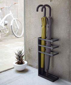 Another great find on #zulily! Black Umbrella Stand #zulilyfinds