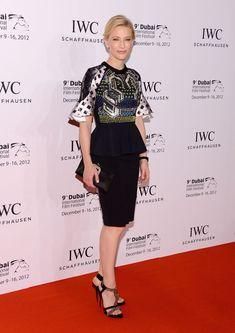 Cate Blanchett veste Peter Pilotto - Blog LP conversou com a dupla da marca que está no Brasil!