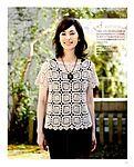 Японский журнал по вязанию Lets Knit Series NV80260 2012.