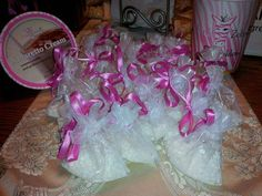 Wedding favor ideas! Using Pink Zebra soy sprinkles. Contact me for more information. sprinklesbymisty@yahoo.com www.pinkzebrahome.com/sprinklesbymisty