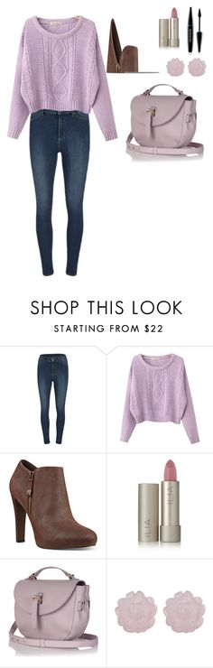 """""""Lavender and Casual"""" by treewee ❤ liked on Polyvore featuring Cheap Monday, Chicnova Fashion, Nine West, Ilia, Meli Melo and MAKE UP FOR EVER"""