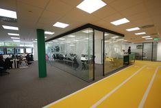 Office designed by Ciaran Adamson Design - Dublin Athletics, Dublin, Ireland, Design, Irish