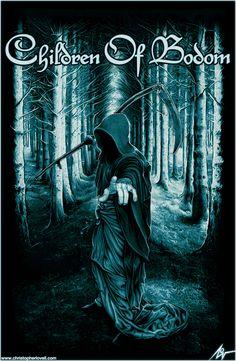☆ Children of Bodom :¦: Artist Christopher Lovell ☆