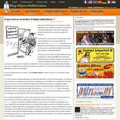 A quoi sert un revendeur d'objets publicitaires ?  http://www.creatchmanpromo.ca/