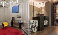 Our new favourite apartment in Rome doesn't belong to the kind of pedigreed aristocrat that typically holds the keys to high-end real estate in this ancient city. Instead, it belongs to Fendi. Designed by Emiliano Salci and Britt Moran, of Dimore Stud...