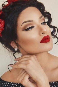 Beginners Tips, Best Eye Makeup Tutorials 33