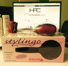 ....due degli oggetti più venduti! Spazzola per capelli ovale grande Roger Para e Diffusore elettrico soft styler Stylingo!