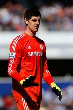Thibaut Courtois, el señor arquero del Chelsea FC.