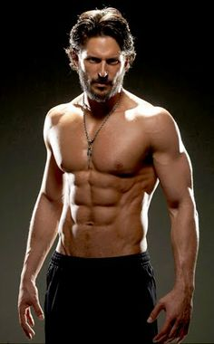 sexy men of true blood | ... MORE!: Your Joe Manganiello Moment of Nom and the Men of True Blood