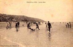 Carte postale - Villers-sur-Mer - Années 1900 www.villers-sur-mer.fr