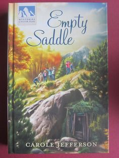 Empty Saddle, Mysteries Of Silver Peak #8