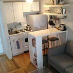 Alexander's Small Space, Big Challenges — Small Cool Contest | Apartment Therapy