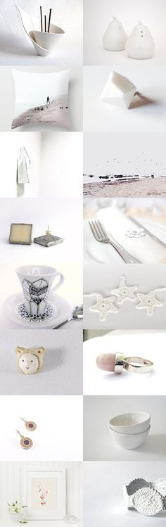 Bright and white! by Mary on Etsy--Pinned with TreasuryPin.com
