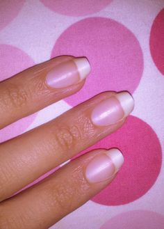 How to Get Whiter Nails: a hydrogen peroxide and baking soda soak